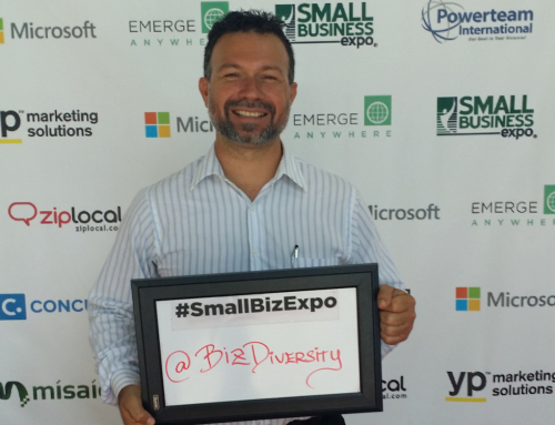 BizDiversity attended the Seattle Small Business Expo 2016