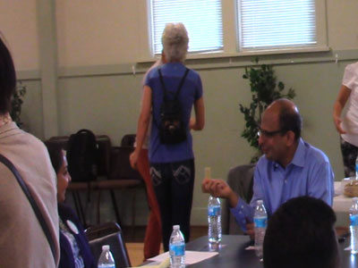 Scenes from GLocal Outreach : An Entreprenuerial Diversity and Inclusion Outreach Workshop on August 11, 2018
