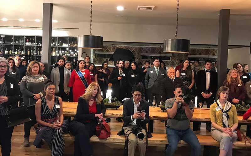 Gran Latino Network Party Recap