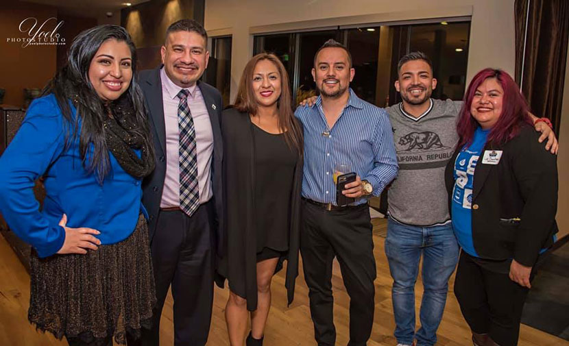 Gran Latino Network Party Ron December 14, 2018