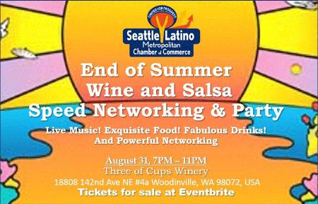 Invitation to SLMCC 2019 End of Summer Party