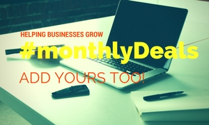 Helping business grow with monthly deals - A multicultural community